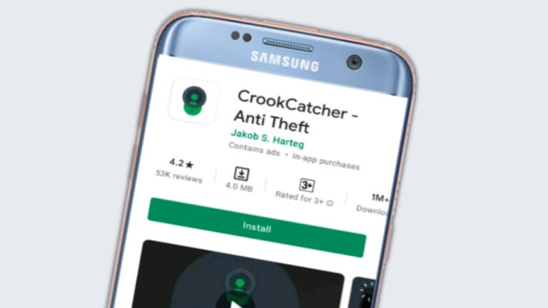 Crook Catcher 2.1.6 for Android - Download