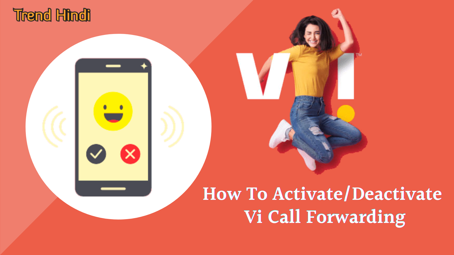 How To Activate/Deactivate Vi Call Forwarding