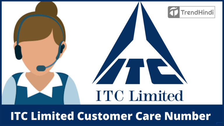 ITC Limited Customer Care Number