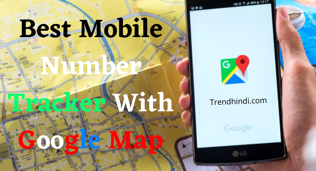 Mobile Number Tracker With Google Map