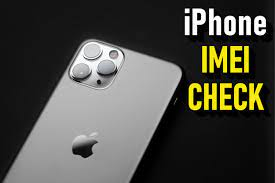 Apple IMEI Number Check